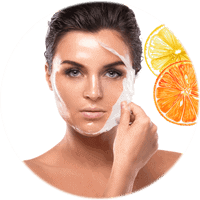 Fruit Acid Peel Treatments