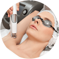 Laser Treatments - Laser Hair Removal